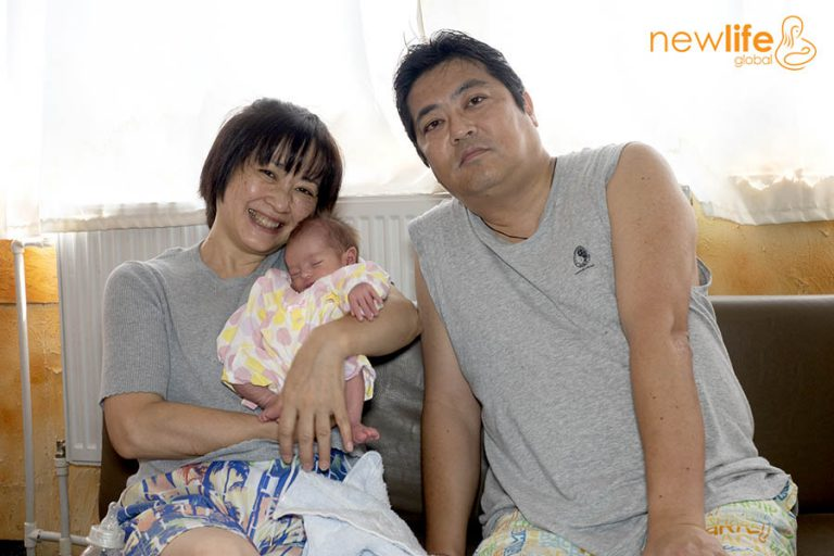 Mr. Tomohiko Konno and Mrs. Tomoko Konno