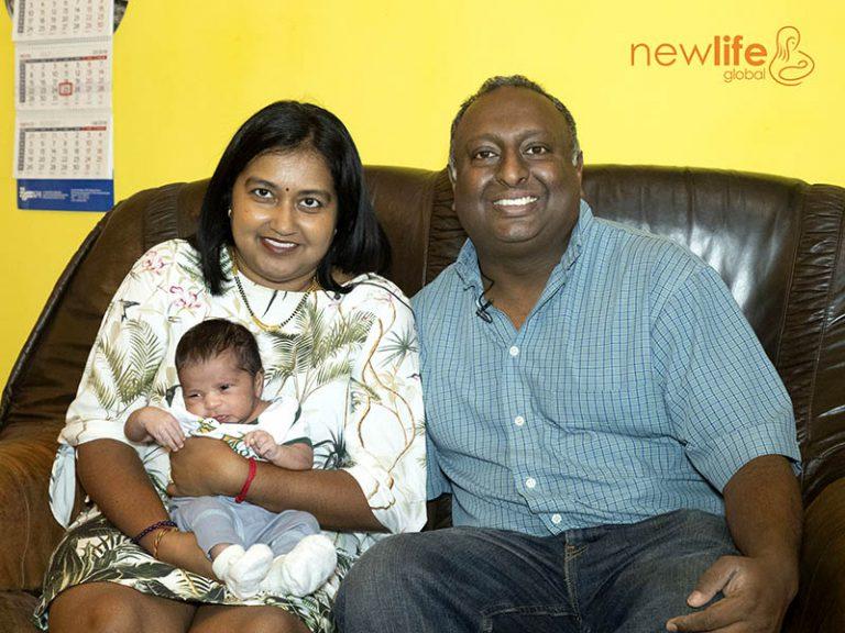 Mrs. Shamendree Naidoo and Mr. Kuveshan Panjanathan